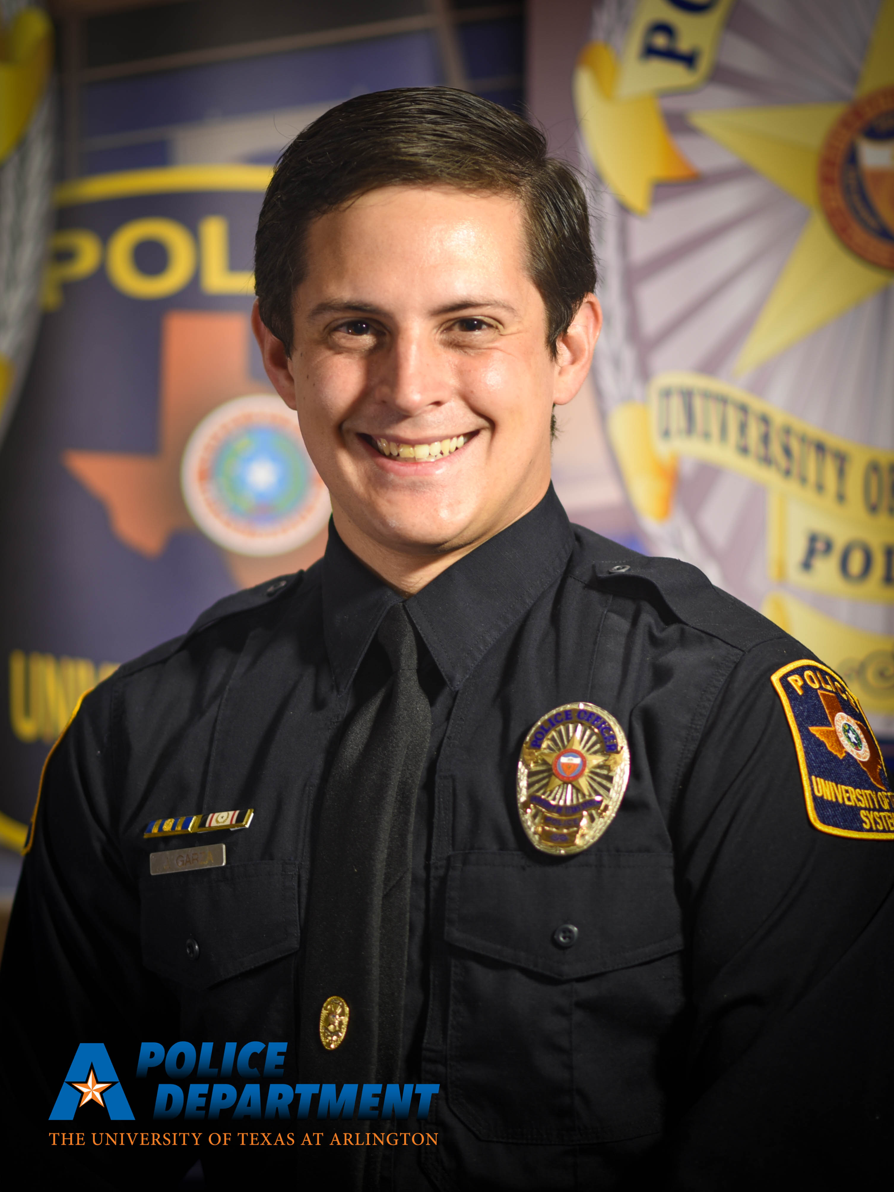 Officer Garza Picture